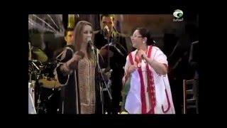 Cheba Zahouania   Zina Daoudia   Concert a Oran 'Algerie    5   7   2013