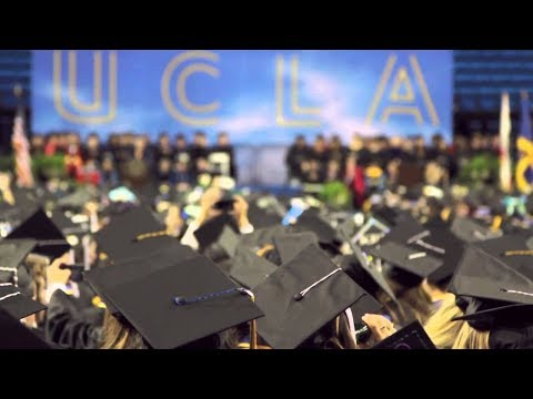 UCLA Engineering Commencement 2017-- Henry Samueli School of Engineering and Applied Science