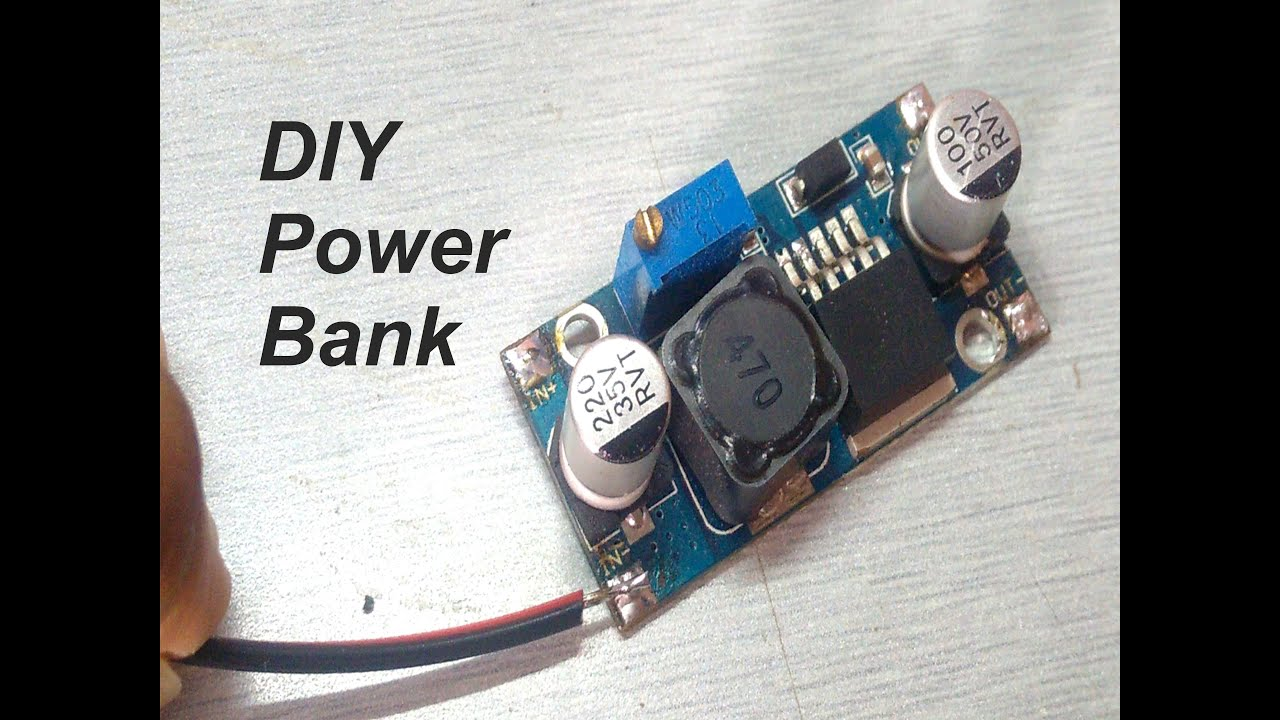 DIY Power Bank ?: 8 Steps (with Pictures)