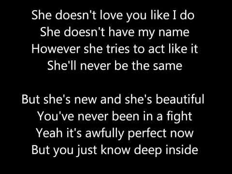 She's not me part 1 & 2 (lyrics - Gabriel frederikke Hansen)
