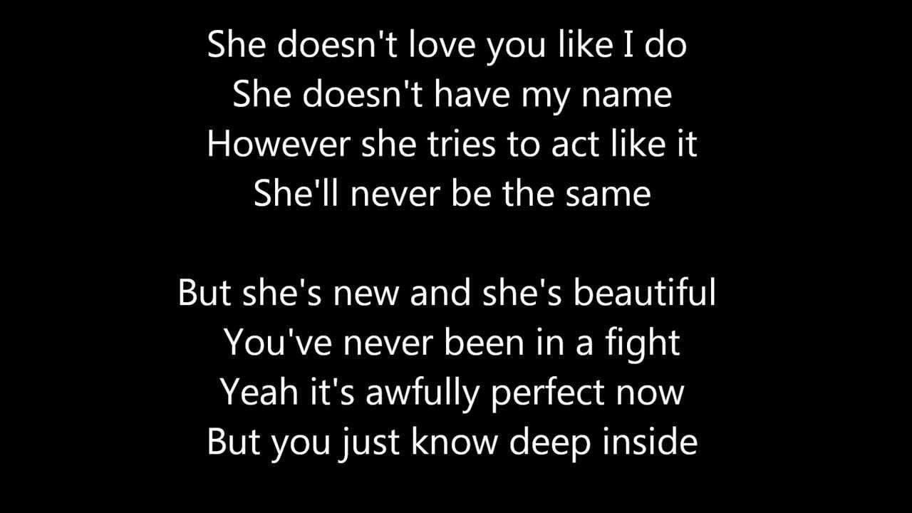 She S Not Me Part 1 Amp 2 Lyrics Frederikke Hansen