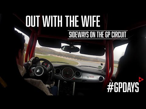 GP DAYS MINI JCW R53 GP NÜRBURGRING GP (WET) - FIRST TIME OUT WITH THE WIFE | #G