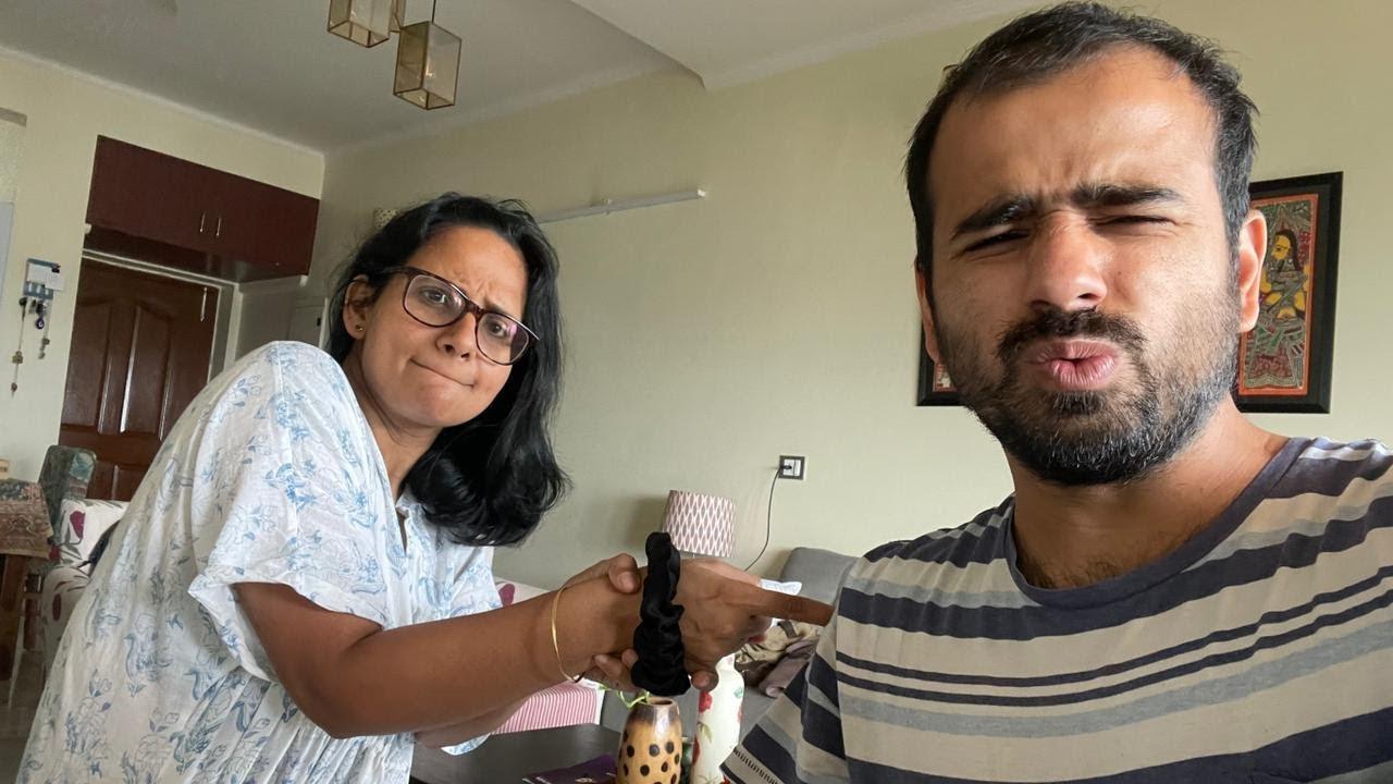 Sui Lagi..ooi ooi ooi (Vaccination Vlog)   Gaurav Kapoor Vlogs