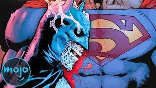 TOP 10 der HERZZEREISSENDSTEN Tode in DC COMICS