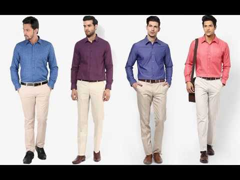 Men S Clothing Color Matching