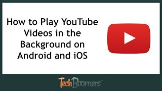 How To Play Youtube Videos In The Background On Android And Ios Youtube