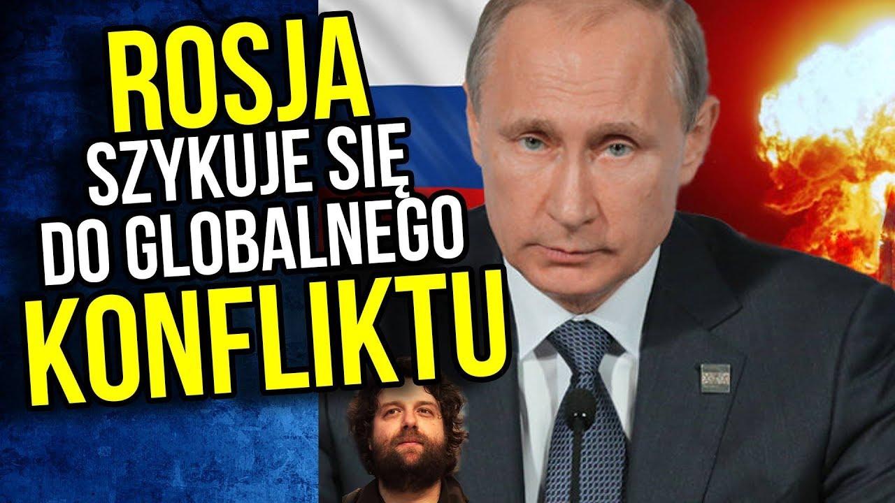 Generałowie NATO USA: Rosja Szykuje się do III Wojny Światowej. Polska Zagrożona.