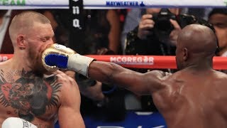 Floyd Mayweather Knocks The SH** Out Of Conor McGregor! thumbnail