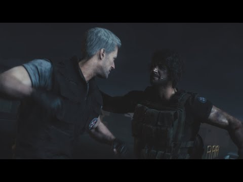 Resident Evil 3 Remake - Nicholai & Carlos Fight Scene from YouTube · Duration:  4 minutes 15 seconds