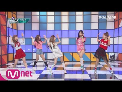 Red Velvet(레드벨벳) - 'Dumb Dumb' COMEBACK Stage M COUNTDOWN 150910 EP.442