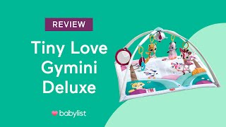 Tiny Love Gymini Deluxe Review