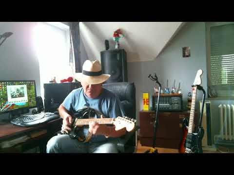 Spanish Eyes  Roger Paulsson Guitar Cover