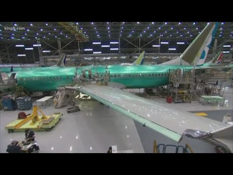 Boeing asks for $50 billion in aid from the government