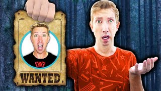 CWC is WANTED? PROJECT ZORGO Framed Chad...