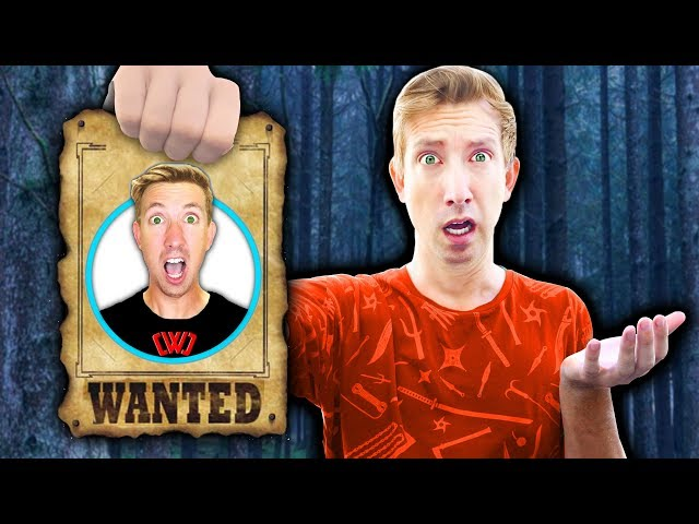 CWC is WANTED? PROJECT ZORGO Framed Chad Wild Clay! (Doomsday Date & Escape Room Mysterious Riddles)