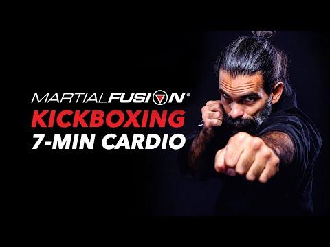 Martial Fusion® 7-MIN Kickboxing Cardio Workout