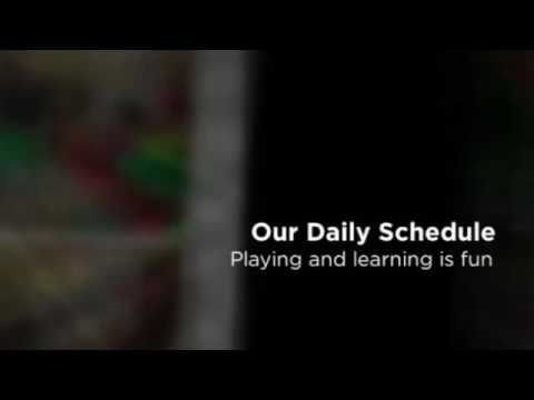 Tan's Family Child Care - Daily Schedule