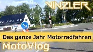 Das ganze Jahr Motorradfahren ?! - Motovlog #18