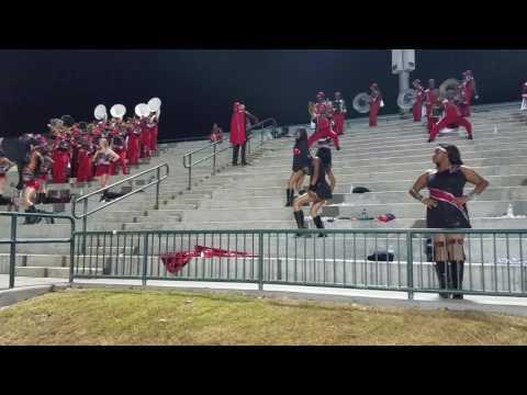 Hephzibah High School Marching Band