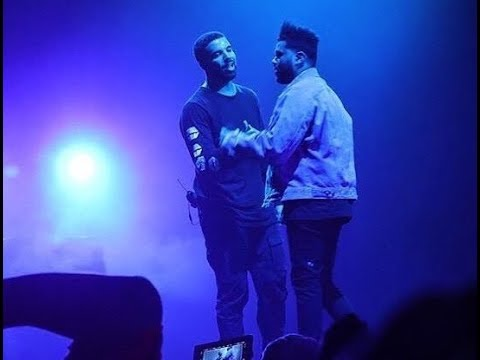 Drake Teases OVOxO Project W/ The Weeknd And Says He's Also Working On New Solo Album.