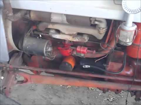 hqdefault ford starter relay youtube ford 2910 tractor wiring diagram at creativeand.co