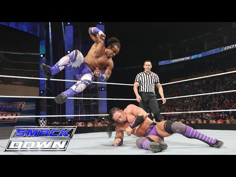 Neville vs. Xavier Woods: SmackDown, June 18, 2015