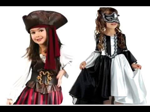 Ideas de disfraces de halloween para ni as youtube - Disfraces navidenos para ninas ...
