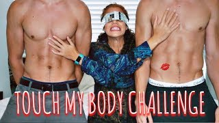 TOUCH MY BODY CHALLENGE featuring THE ESPARZA TWINS