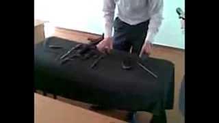 Найшвидша розбирання і складання АК-74