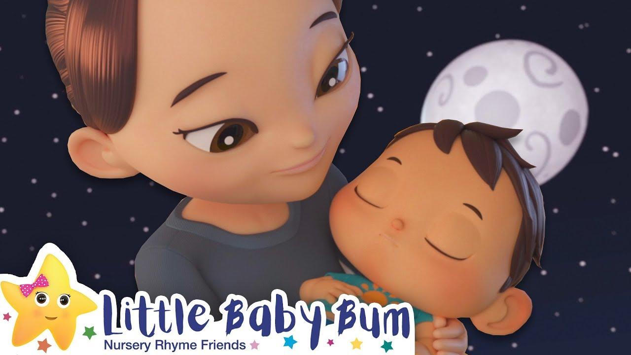 Lullabies For Kids - Sleep Baby +More Nursery Rhymes for Kids   Little Baby Bum
