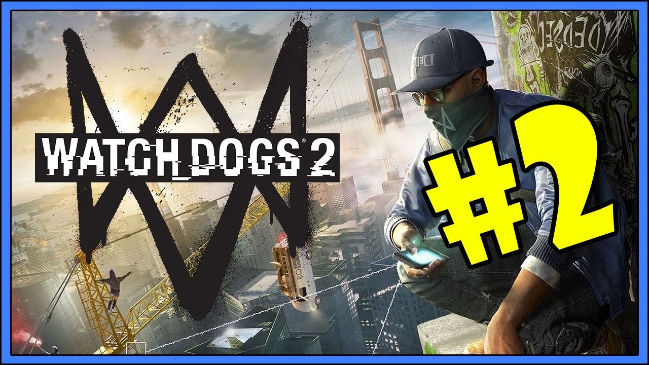 watch dogs 2: anime hardcore purple hair elf - part 2 - youtube