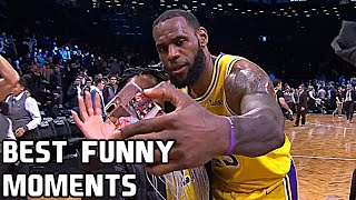 Download LeBron James BEST FUNNY MOMENTS Mp3 and Videos