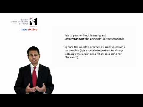 LSBF ACCA F3: Dos and Don'ts with Francis Braganza Part 2