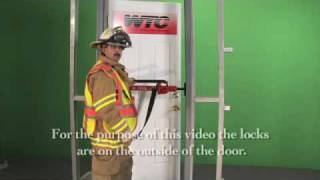 W-Tool Forcible Entry Tool: Practical Operation by Weddle Tool Company
