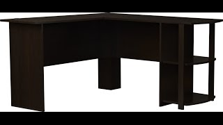 Temnotsar Reviews: Ameriwood L-shaped Desk