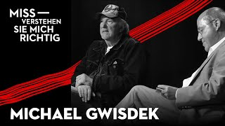 Gregor Gysi & Michael Gwisdek – 3 Bücher und 36 Stellungen