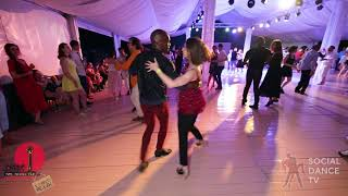 Didier & Lilia - Salsa social dancing at the 2018 The Third Front Salsa Festival