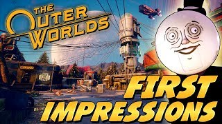 Is The Outer Worlds Any Good to a Fallout Fan!? YES! - First Impressions