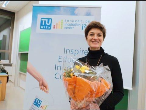 i²c Founder & Investor Talk with Antoinette Rhomberg