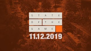 The Division 2: State of the Game #141 - 11 December 2019 | Ubisoft [NA]