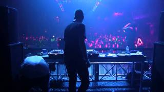 SKREAM & BENGA - DARK DUBSTEP LABYRINTH @ HARD HAUNTED HALLOWEEN 2011