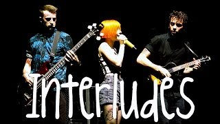 Paramore Live - Interlude: Moving On, Holiday, I