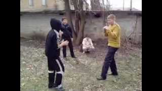 Драка на улице вязов (главный оператор Серёга и Лёха)