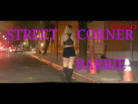 BROOKLYN RED LIGHT DISTRICT- STREET CORNER BARBIE VOL#3