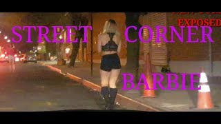 BROOKLYN RED LIGHT DISTRICT- STREET CORNER BARBIE VOL#3
