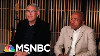Music Moguls Lyor Cohen And Kevin Liles On Hip Hop, Rock And Roll & The Future Of Music | MSNBC
