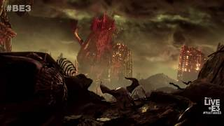 Doom Eternal Announcement and Trailer - Bethesda E3 2018 Press Conference