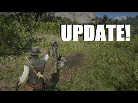 Unknown Location and Secret Trigger Found in Red Dead Redemption 2! thumbnail