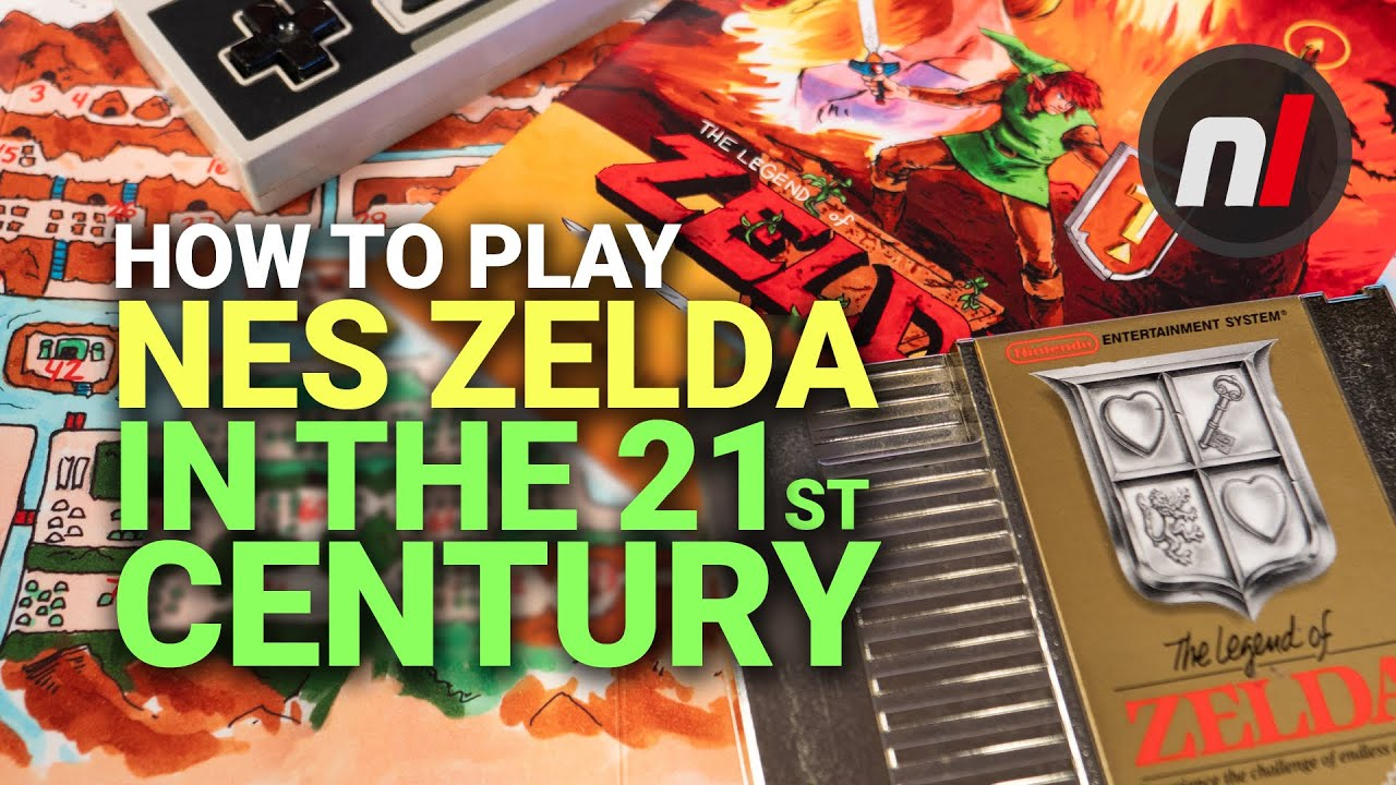 How To Play NES Zelda within the 21st Century - Nintendo Life thumbnail