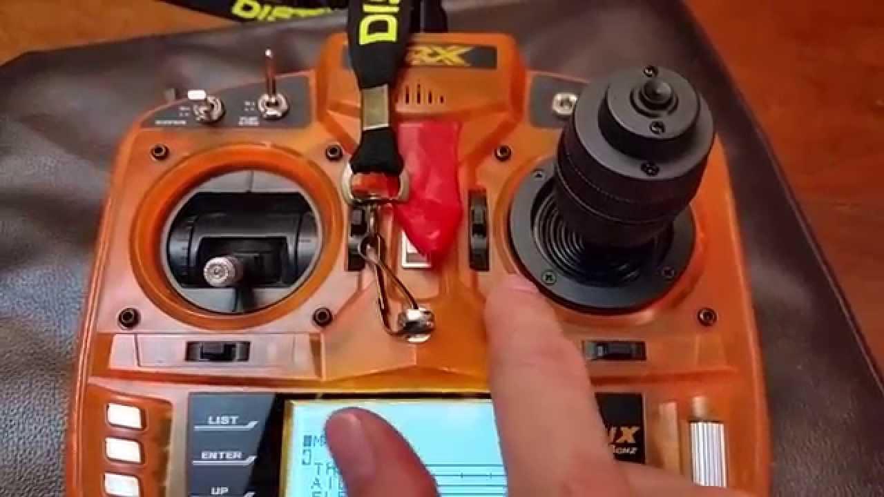 OrangeRX T-Six Single Stick